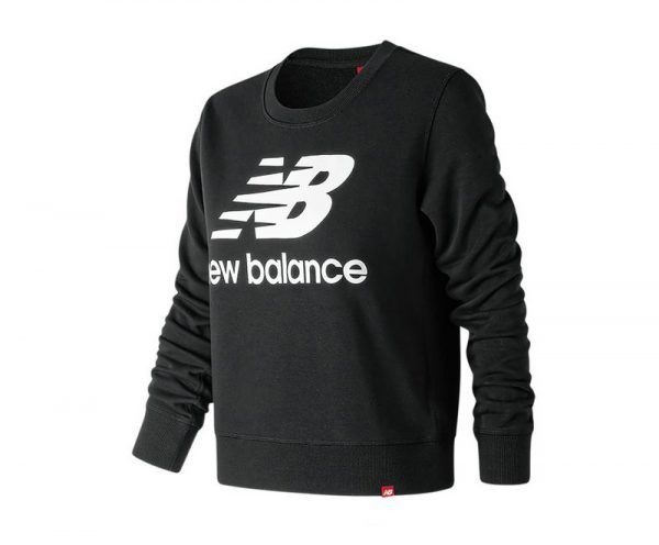 New-Balance-Crewneck-Damen-ESSENTIALS-CREW-WT91585-BK-Schwarz-31293